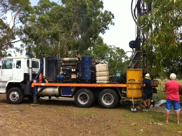 Water Bore Drillers A and N Drilling