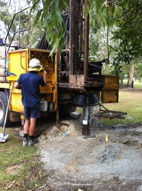 Water Bore Drilling A and N Drilling - Fred Jan 2014
